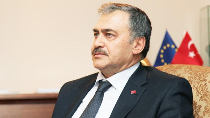 """Prof. Dr. Veysel Eroğlu """"Balıkesir'e bir baraj daha kazandırıyoruz"""""""