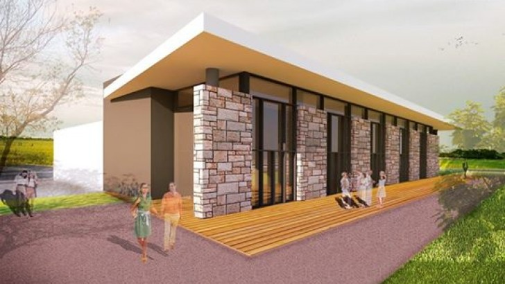 Ayvalık Kültür Merkezi 23 Nisan'a yetiştirilecek