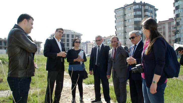 Kırcı'dan Kültür Merkezine yıllardır beklenen adım