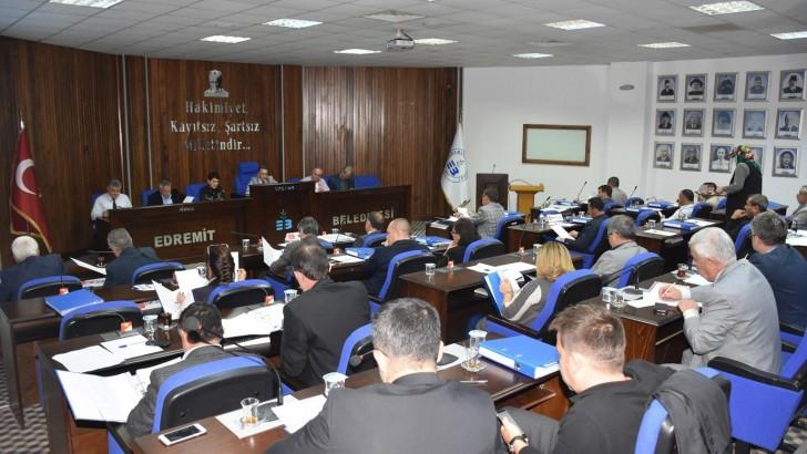 Edremit Belediyesi'nin 2017 Bütçesi 128 Milyon Lira