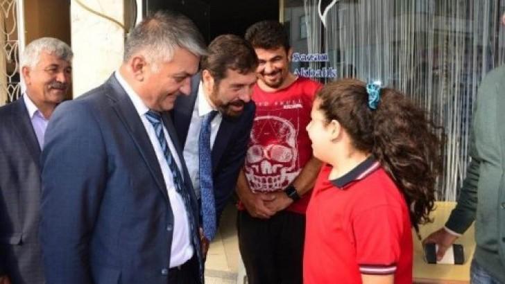 Vali Yazıcı'dan Sındırgı Ziyareti