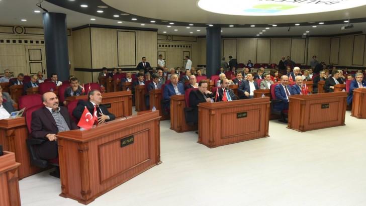Ekim Ayı 1. Meclis Toplantısı