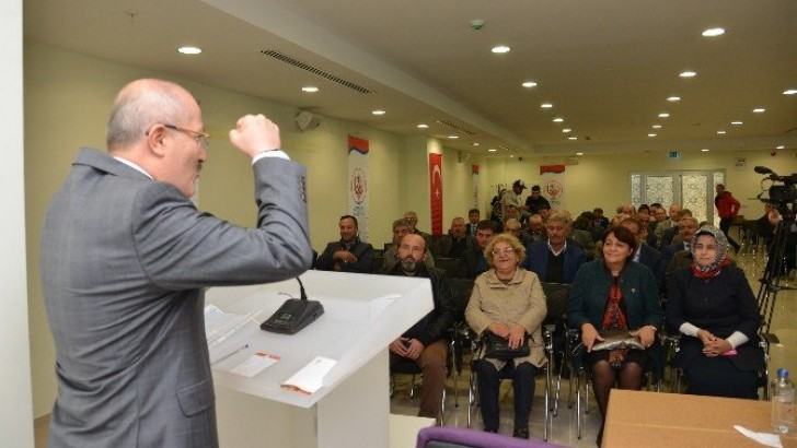 """Başkan Kafaoğlu: """"15 Temmuz Ruhunu Yaşatacağız"""""""