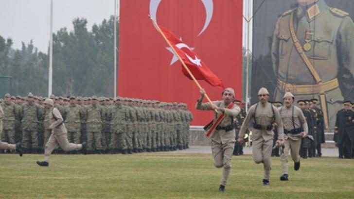 Balıkesir'de Bin 711 Asker Yemin Etti