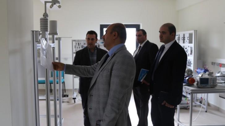 GMKA'dan Balıkesir Üniversitesine  Proje Ziyareti
