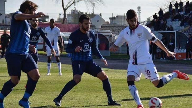 Bandırmaspor: 2 – Adana Demirspor: 2