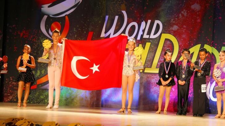 Bursalı Dansçılar, Dünya Şampiyonu!