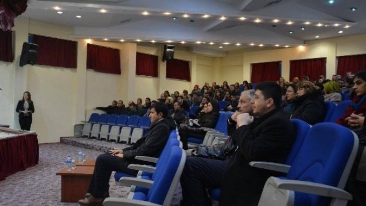Hedef 3'te 3 Projesi Toplantısı Yapıldı