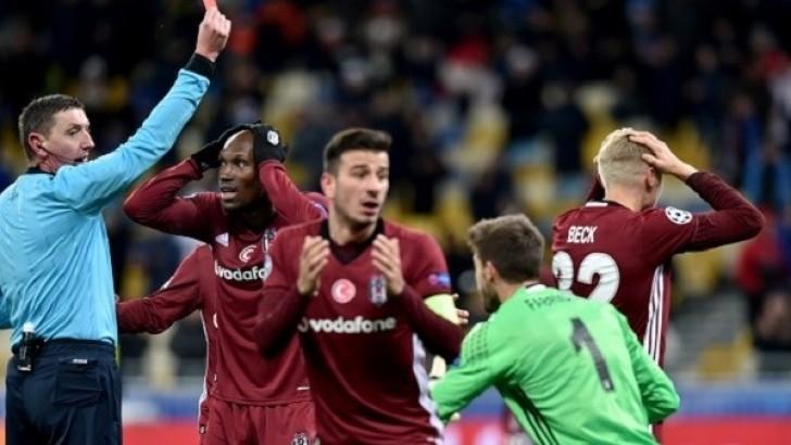 Beşiktaş Maçında Hakem Şike mi Yaptı?