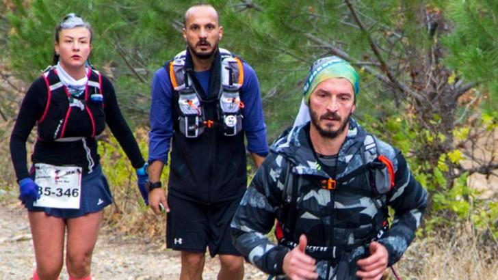 Kazdağları'nda Ultra Maraton Heyacanı Başladı